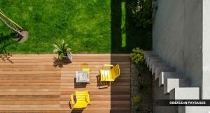 pose terrasse bois Lyon